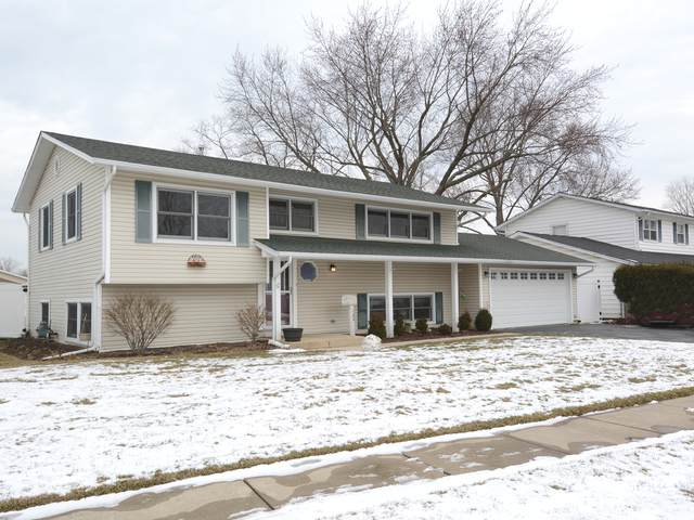 104 Clearmont Drive, Elk Grove Village, IL 60007 (MLS #10640069) :: The Spaniak Team