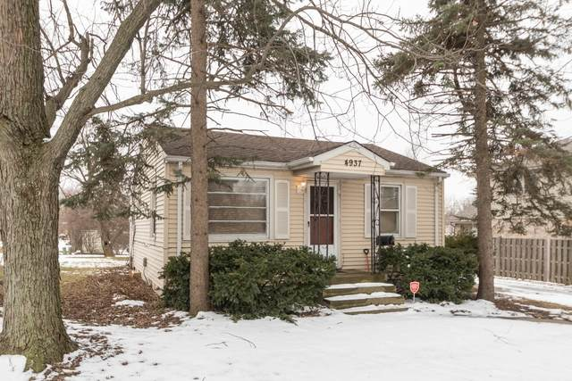 4937 167th Street, Oak Forest, IL 60452 (MLS #10640082) :: The Wexler Group at Keller Williams Preferred Realty