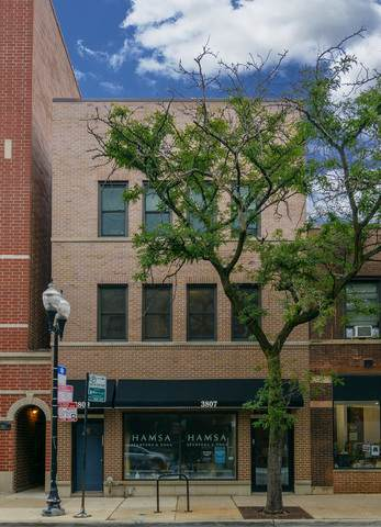 3809 N Lincoln Avenue #2, Chicago, IL 60613 (MLS #10640084) :: John Lyons Real Estate