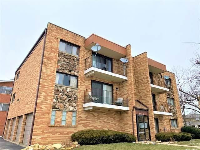 10340 Mansfield Avenue #304, Oak Lawn, IL 60453 (MLS #10640095) :: The Wexler Group at Keller Williams Preferred Realty