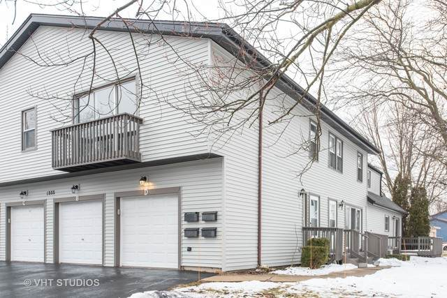 1888 Carnation Court D, Aurora, IL 60506 (MLS #10640103) :: Property Consultants Realty