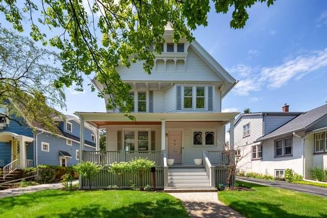 112 N Ashland Avenue, La Grange, IL 60525 (MLS #10640132) :: The Wexler Group at Keller Williams Preferred Realty