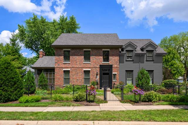 709 W Benton Avenue, Naperville, IL 60540 (MLS #10640166) :: The Wexler Group at Keller Williams Preferred Realty