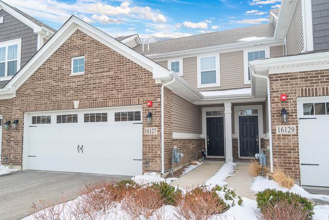 16127 W Coneflower Drive, Lockport, IL 60441 (MLS #10640179) :: The Wexler Group at Keller Williams Preferred Realty