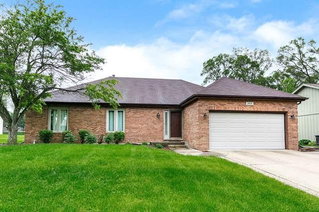 365 Danby Drive, Glen Ellyn, IL 60137 (MLS #10640193) :: The Wexler Group at Keller Williams Preferred Realty