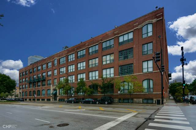 1727 S Indiana Avenue #327, Chicago, IL 60616 (MLS #10640279) :: Touchstone Group