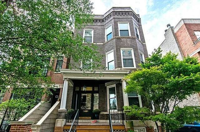 2420 N Southport Avenue 1F, Chicago, IL 60614 (MLS #10640325) :: The Wexler Group at Keller Williams Preferred Realty