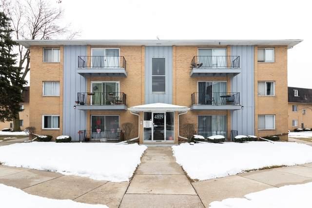 4819 W 109TH Street #304, Oak Lawn, IL 60453 (MLS #10640351) :: Baz Network | Keller Williams Elite