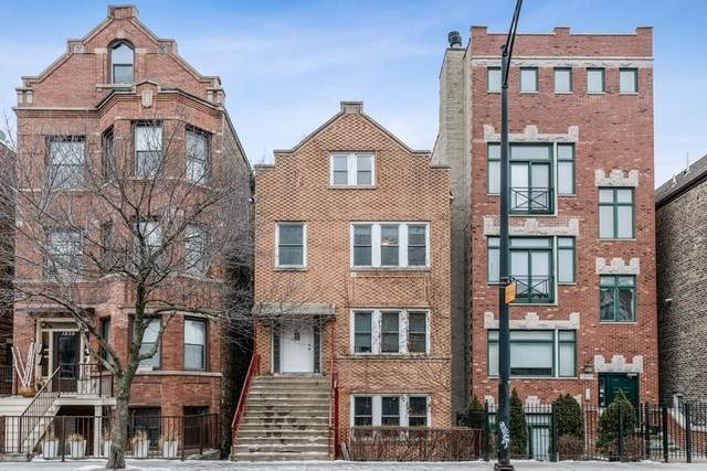 1843 W Armitage Avenue, Chicago, IL 60622 (MLS #10640379) :: Property Consultants Realty