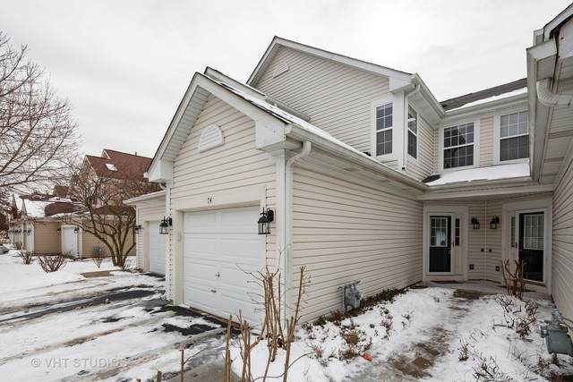74 Harvest Gate, Lake In The Hills, IL 60156 (MLS #10640388) :: The Wexler Group at Keller Williams Preferred Realty