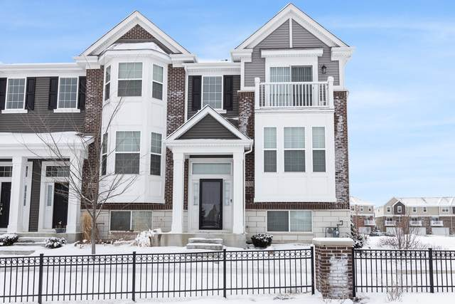 4330 Monroe Avenue, Naperville, IL 60564 (MLS #10640401) :: The Wexler Group at Keller Williams Preferred Realty