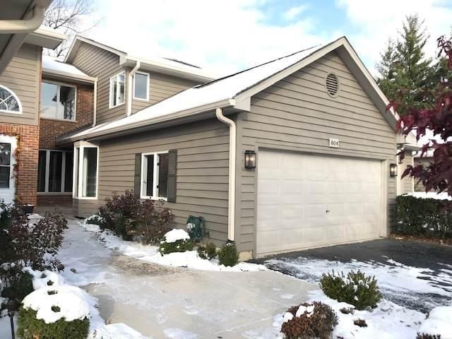 804 Saddlewood Drive, Glen Ellyn, IL 60137 (MLS #10640405) :: The Wexler Group at Keller Williams Preferred Realty