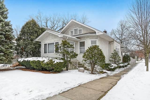 745 N Cuyler Avenue, Oak Park, IL 60302 (MLS #10640429) :: Berkshire Hathaway HomeServices Snyder Real Estate