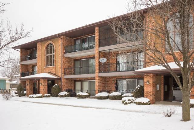 8201 Cobblestone Drive 2D, Palos Hills, IL 60465 (MLS #10640515) :: The Wexler Group at Keller Williams Preferred Realty