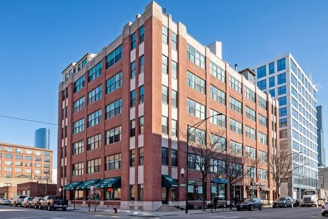 812 W Van Buren Street 5D, Chicago, IL 60607 (MLS #10640520) :: John Lyons Real Estate