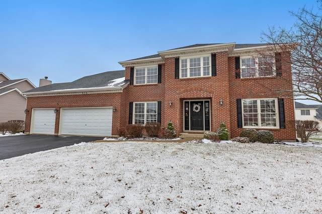 828 Doral Lane, North Aurora, IL 60542 (MLS #10640524) :: John Lyons Real Estate