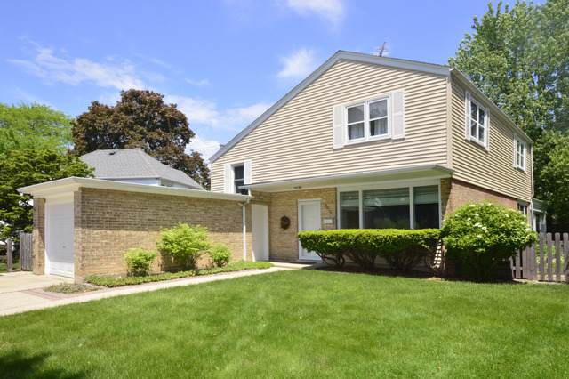 3450 Elgin Lane, Evanston, IL 60203 (MLS #10640532) :: The Dena Furlow Team - Keller Williams Realty