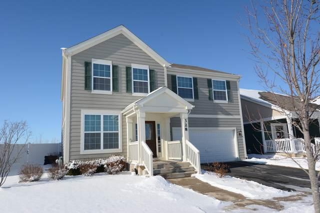 328 Snow Drop Lane, Elgin, IL 60124 (MLS #10640556) :: The Wexler Group at Keller Williams Preferred Realty