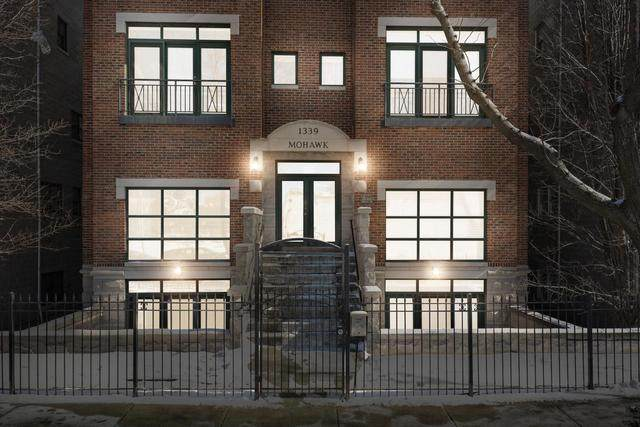 1339 N Mohawk Street 1N, Chicago, IL 60610 (MLS #10640608) :: Property Consultants Realty