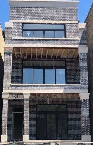 1841 N Sheffield Avenue #1, Chicago, IL 60614 (MLS #10640609) :: The Wexler Group at Keller Williams Preferred Realty