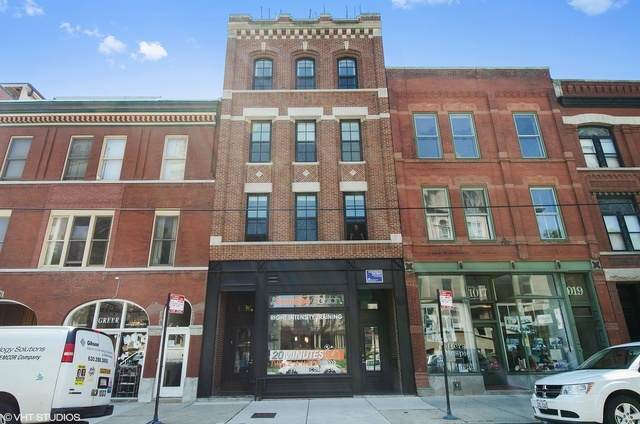 1015 W Webster Avenue, Chicago, IL 60614 (MLS #10640613) :: The Wexler Group at Keller Williams Preferred Realty