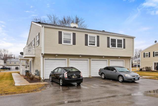329 David Court C, Bartlett, IL 60103 (MLS #10640623) :: Helen Oliveri Real Estate