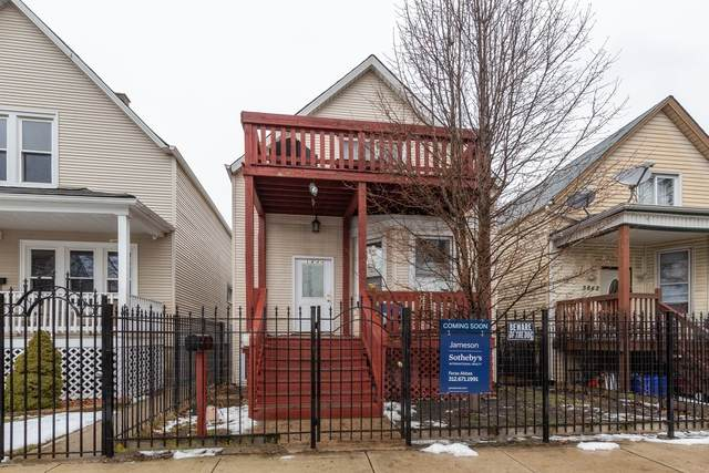 3844 W Wabansia Avenue, Chicago, IL 60647 (MLS #10640636) :: Property Consultants Realty