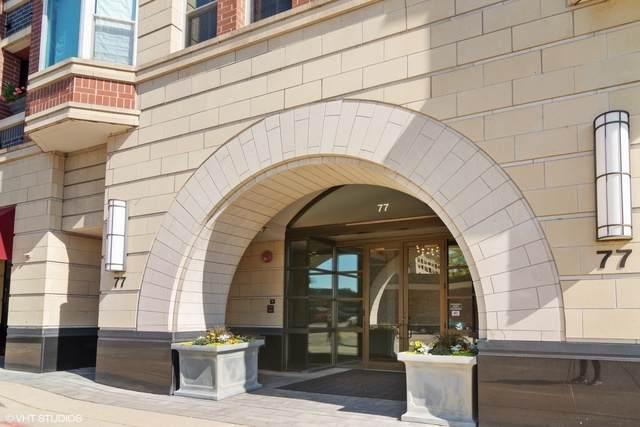 77 S Evergreen Avenue #906, Arlington Heights, IL 60005 (MLS #10640679) :: Baz Network | Keller Williams Elite