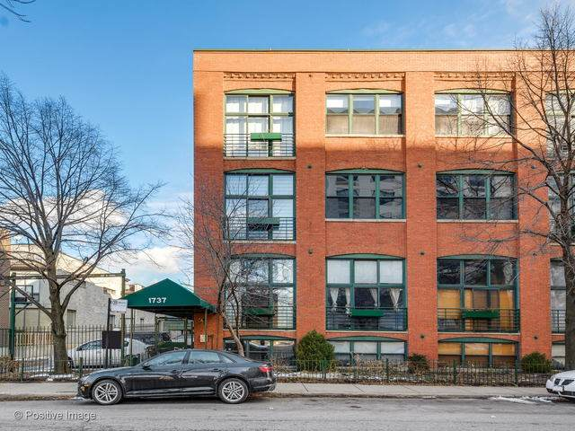 1737 N Paulina Street #101, Chicago, IL 60622 (MLS #10640687) :: Property Consultants Realty