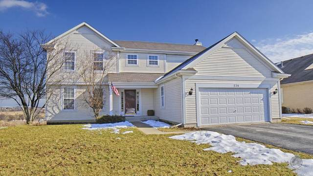 775 N Overlook Circle, Round Lake, IL 60073 (MLS #10640688) :: Ryan Dallas Real Estate