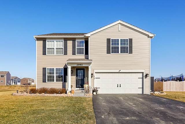 2992 Ellsworth Drive, Yorkville, IL 60560 (MLS #10640692) :: John Lyons Real Estate