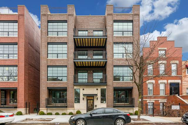 1232 N Bosworth Avenue #101, Chicago, IL 60642 (MLS #10640724) :: The Wexler Group at Keller Williams Preferred Realty