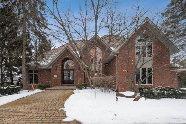 12716 S Misty Harbour Lane, Palos Park, IL 60464 (MLS #10640750) :: The Wexler Group at Keller Williams Preferred Realty