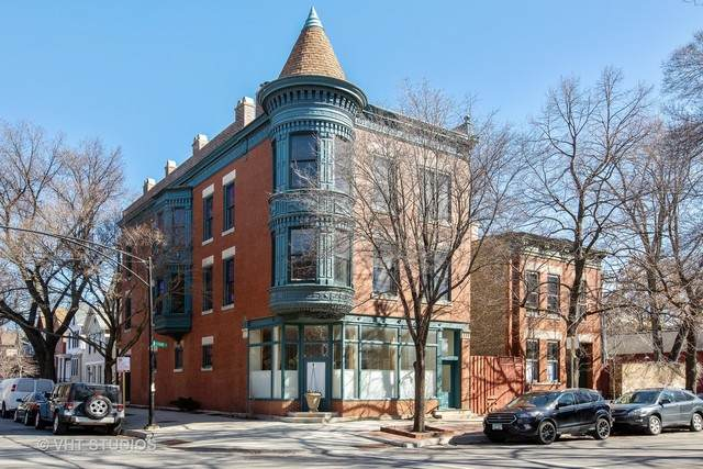 424 W Eugenie Street #1, Chicago, IL 60614 (MLS #10640773) :: Property Consultants Realty