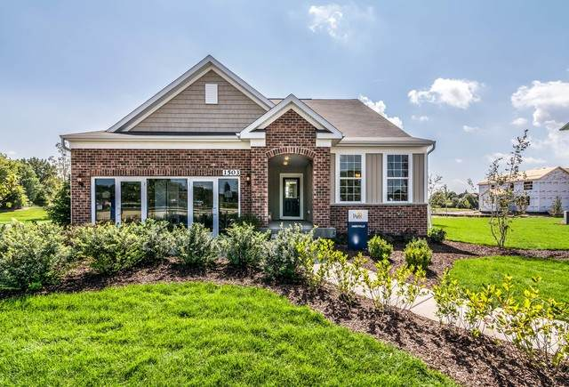 32 Somerset Circle, Wheaton, IL 60189 (MLS #10640798) :: The Wexler Group at Keller Williams Preferred Realty