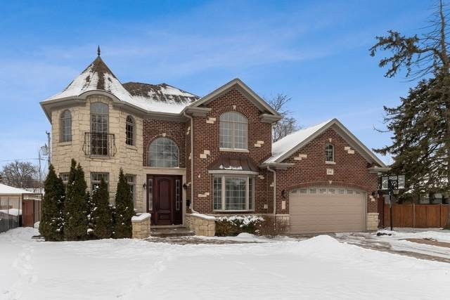 2541 Bel Air Drive, Glenview, IL 60025 (MLS #10640800) :: The Wexler Group at Keller Williams Preferred Realty