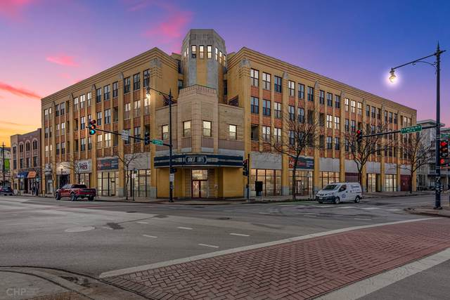 1645 W School Street #419, Chicago, IL 60657 (MLS #10640801) :: The Wexler Group at Keller Williams Preferred Realty
