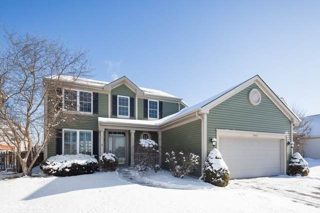 3803 Sonoma Circle, Lake In The Hills, IL 60156 (MLS #10640810) :: The Wexler Group at Keller Williams Preferred Realty