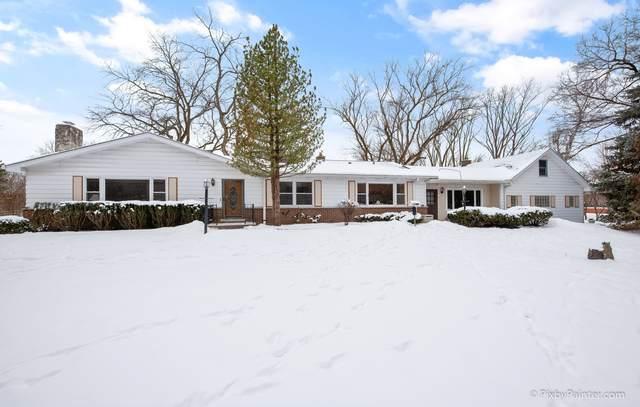 20 Royal Way, Barrington Hills, IL 60010 (MLS #10640921) :: John Lyons Real Estate