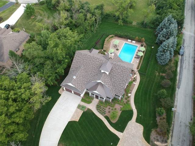 11099 W 123rd Street, Palos Park, IL 60464 (MLS #10640935) :: The Wexler Group at Keller Williams Preferred Realty
