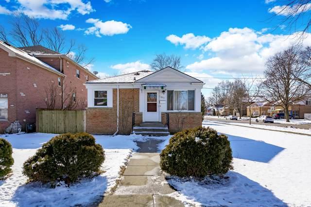 5819 Church Street, Morton Grove, IL 60053 (MLS #10640967) :: Ryan Dallas Real Estate