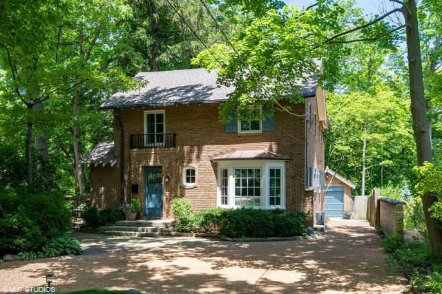 225 Sylvan Road, Glencoe, IL 60022 (MLS #10640979) :: John Lyons Real Estate