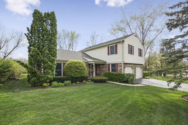 1 Cornell Drive, Lincolnshire, IL 60069 (MLS #10640996) :: Helen Oliveri Real Estate