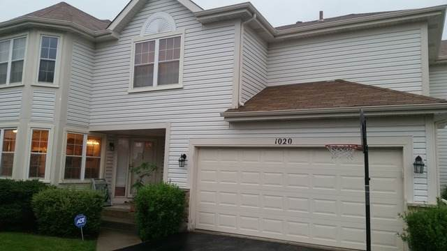 1020 Sweetflower Drive, Hoffman Estates, IL 60169 (MLS #10641010) :: The Wexler Group at Keller Williams Preferred Realty
