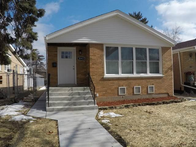 10405 S Sangamon Street, Chicago, IL 60643 (MLS #10641017) :: The Wexler Group at Keller Williams Preferred Realty
