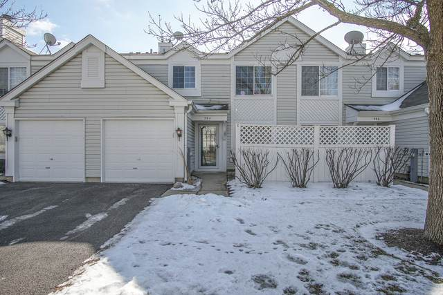384 Bunker Hill Circle #384, Aurora, IL 60504 (MLS #10641018) :: The Wexler Group at Keller Williams Preferred Realty