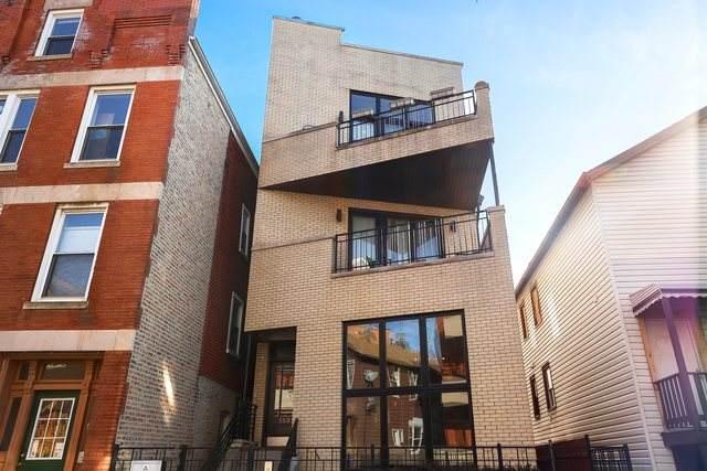 1531 W Fry Street #3, Chicago, IL 60642 (MLS #10641032) :: Helen Oliveri Real Estate