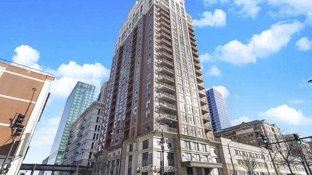1101 S State Street H1302, Chicago, IL 60605 (MLS #10641037) :: Helen Oliveri Real Estate