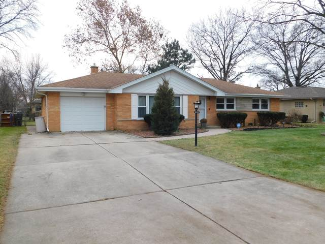 6125 W 127th Place, Palos Heights, IL 60463 (MLS #10641048) :: The Wexler Group at Keller Williams Preferred Realty