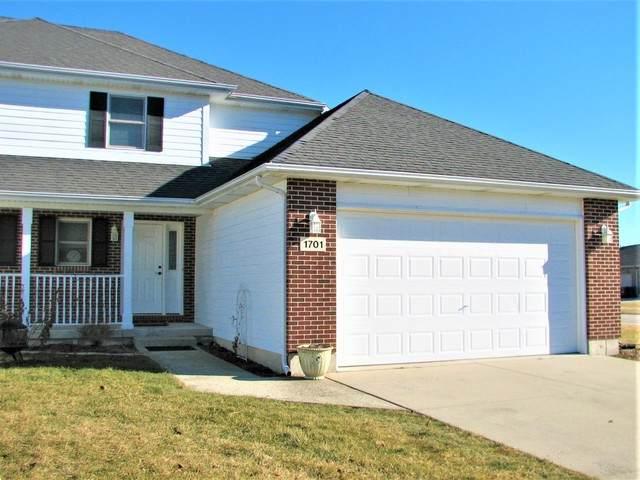 1701 Periwinkle Drive, Morris, IL 60450 (MLS #10641071) :: Ryan Dallas Real Estate